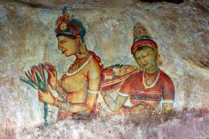 227009-cave-paintings-sigiriya-1