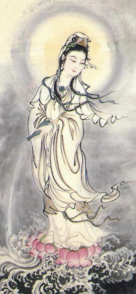 Guan Yin - You would, too.